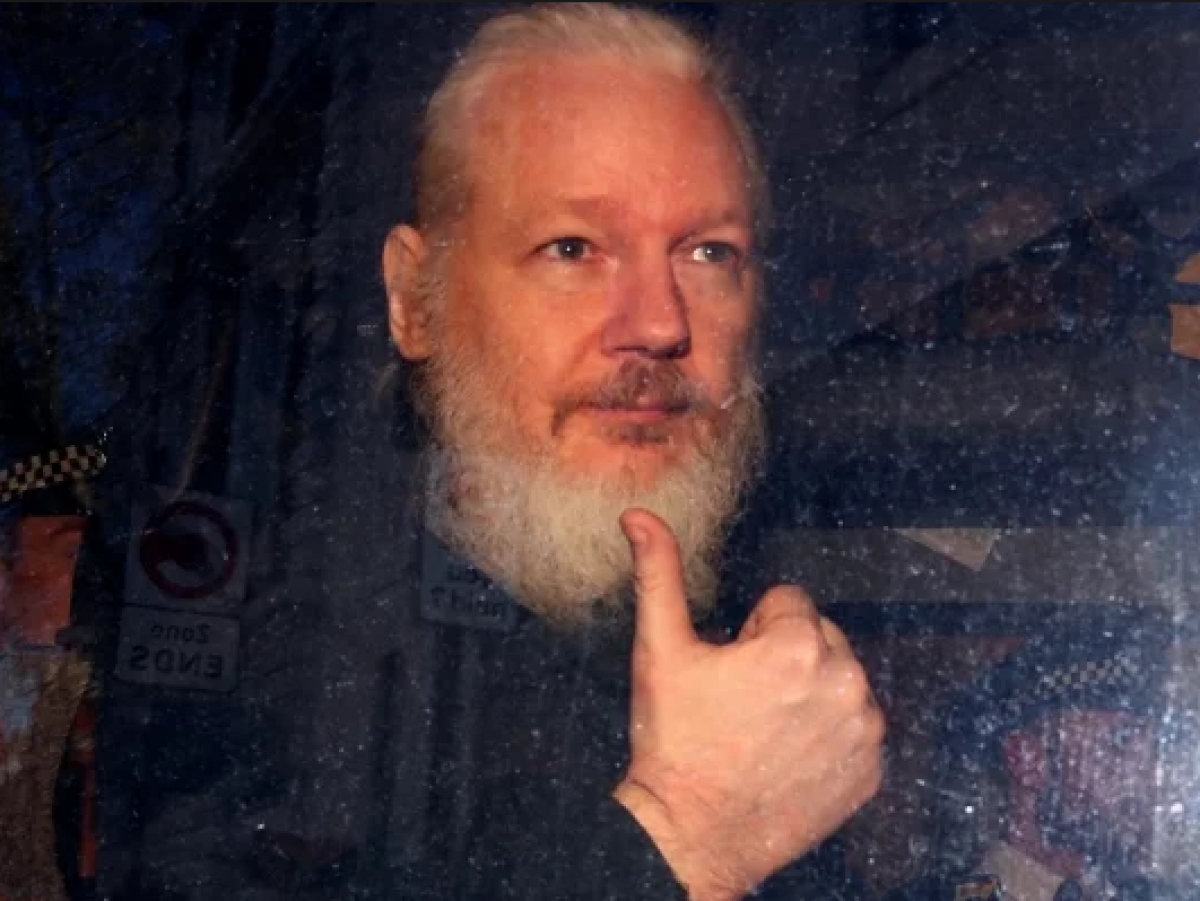 Julian Assange (Foto: Reuters)